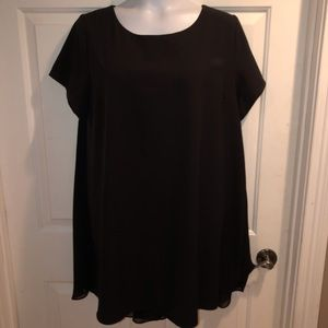 UMGEE Simple Black Dress Size XL A MUST FOR ALL